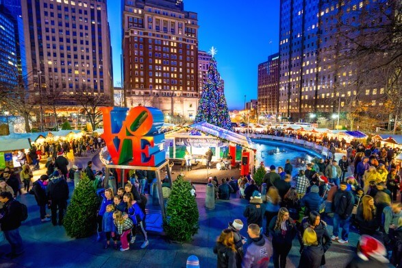 christmas in philly top 5 things to do this holiday season